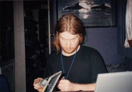 Aphex Twin @ See The Light