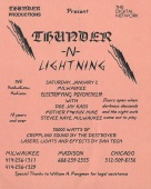 Thunder-N-Lightning - Milwaukee 1993